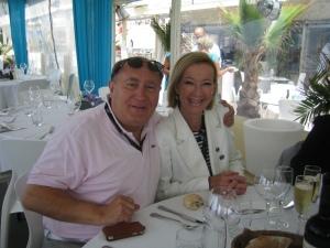 Cannes Beverly Dejeuner Croisette Beach 18 mai 2012 001