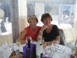 Cannes Beverly Dejeuner Croisette Beach 18 mai 2012 007
