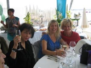Cannes Beverly Dejeuner Croisette Beach 18 mai 2012 008
