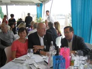Cannes Beverly Dejeuner Croisette Beach 18 mai 2012 014