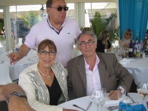 Cannes Beverly Dejeuner Croisette Beach 18 mai 2012 015