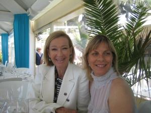 Cannes Beverly Dejeuner Croisette Beach 18 mai 2012 024