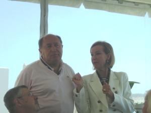 Cannes Beverly Dejeuner Croisette Beach 18 mai 2012 027