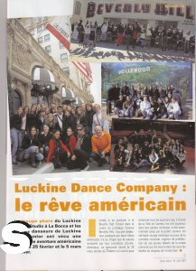 GLAMOUR 24 03 07 - extrait Cannes Soleil Mai 2007 - article BH